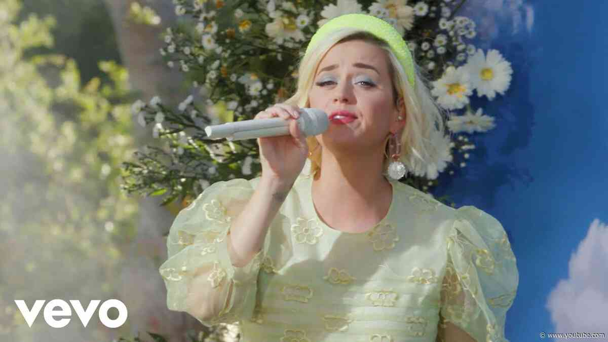 Katy Perry - Never Really Over (Live on Good Morning America / 2020)