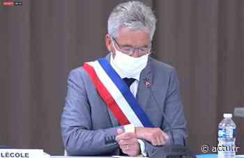 Yvelines. Aubergenville : Gilles Lécole intronisé officiellement maire de la commune - actu.fr