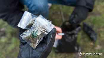 Polizei beschlagnahmt Kokain und andere Drogen in Bad Griesbach - BR24