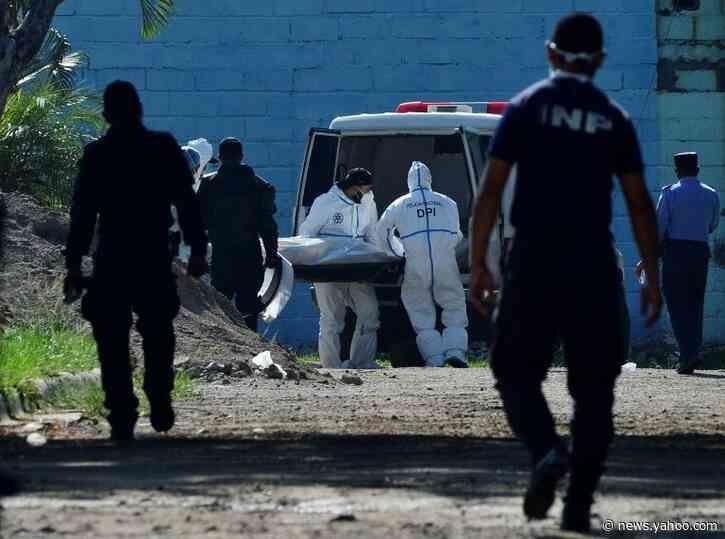 Six women prisoners murdered by inmates in Honduras