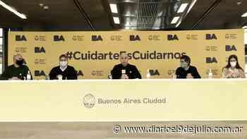 Habrá más controles en los accesos a Buenos Aires - Diario El 9 de Julio