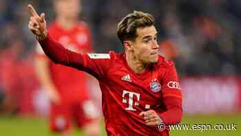 Transfer Talk: Arsenal to go after Barca and Bayern bust Coutinho