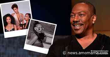 Eddie Murphy's Ex-wife Nicole Shares Photos of Their 2 Grown-Up Daughters Who Are Stunning - AmoMama