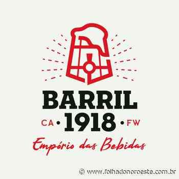 Barril 1918 inaugura amanhã, 22, em Frederico Westphalen - Jornal Folha do Noroeste