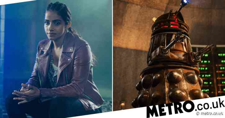 Doctor Who's Mandip Gill teases 'brilliant' return of the Daleks in 2020 special: 'They never get old'