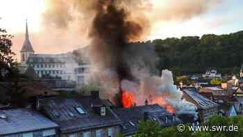 Hausbrand in Kirn - Mann starb natürlichen Todes - SWR