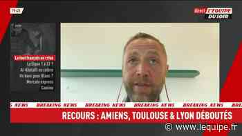 Bertrand Desplat (Guingamp) : « Jacques-Henri Eyraud est encore un jeune président qui commet un certain nombre de maladresses » - Foot - Guingamp - L'Équipe.fr