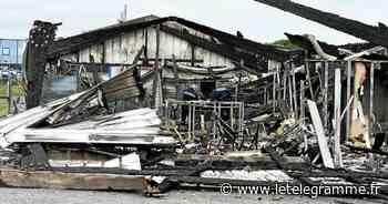 Incendie à Ploumagoar : le jour d'après pour Fabrice Le Coz - Le Télégramme