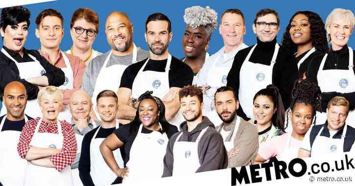 Celebrity Masterchef line-up 2020 includes first blind contestant Amar Latif and Drag Race's Baga Chipz