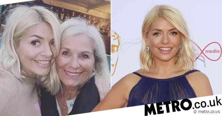 Holly Willoughby can't wait to hug her mum again as she sends her birthday wishes in lockdown