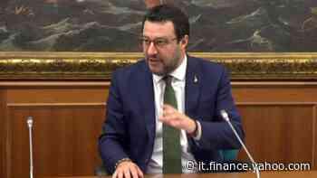 Salvini, scontro accidentale con una ciclista Milano - Yahoo Finanza
