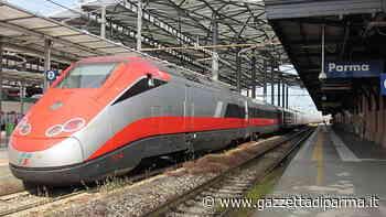 """Quel Frecciarossa """"fuori orario"""": avanti e indietro da Parma a Milano - Gazzetta di Parma"""