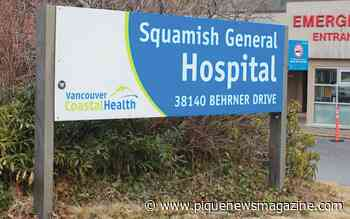Squamish General Hospital recognized for environmental initiatives