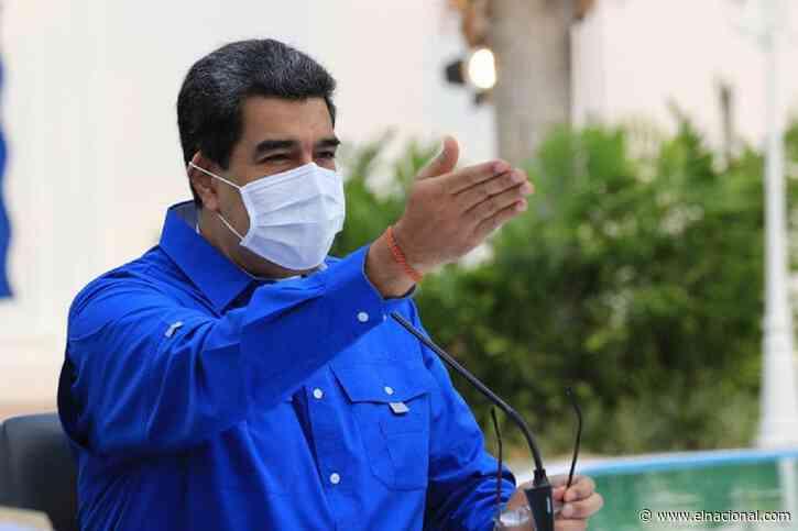 Nicolás Maduro arremetió contra Acnur: «Bandidos, miserables»