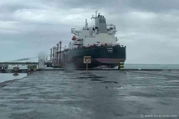 Maduro agradeció a Irán por el envío de buques con gasolina e insumos