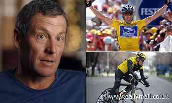 Lance Armstrong is releasing Michael Jordan-style documentary but MIKE COLMAN won't be watching