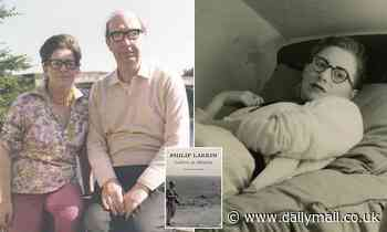 The 2,400 letters revealing pain of the woman who loved Philip Larkin till the end
