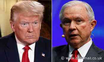 Donald Trump slams Jeff Sessions as not 'mentally qualified' to be attorney general
