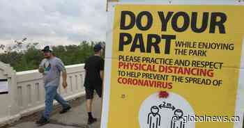Coronavirus: Winnipeg parks busy, but not unruly