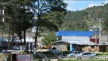 Brote de Covid-19 en penal de San Cristobal de las Casas - La Jornada