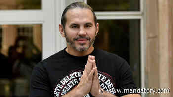 Matt Hardy On Wrestling Without Crowds, His Favorite AEW Wrestlers