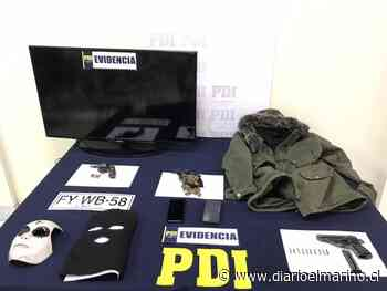 Detienen a delincuentes por robo con violencia en San Fernando - El Marino