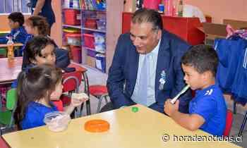 San Fernando: Proyecto de la Cormusaf remodelará completamente la escuela Villa Centinela - Hora de Noticias