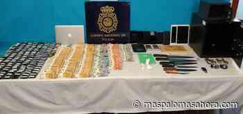 Detienen a seis personas por tráfico de drogas en San Fernando de Maspalomas - Maspalomas Ahora