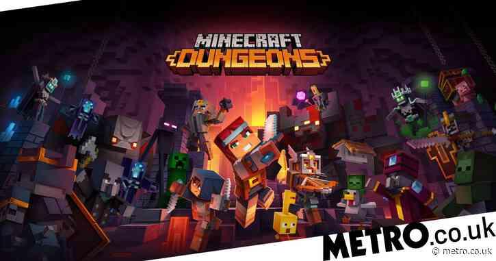 Minecraft Dungeons review – running the Gauntlet