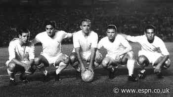 Why does Madrid legend Ferenc Puskas have a statue in Melbourne?
