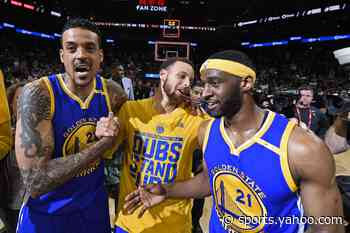 Matt Barnes says he doesn't count the ring he won with 2016-17 Warriors
