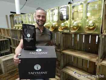 Taeymans Coffee verhuist van Beerse naar Minderhout: nieuwe showroom en koffie op maat - Gazet van Antwerpen