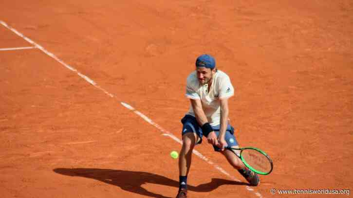 Lucas Pouille: Weather has been great at French Open like never before