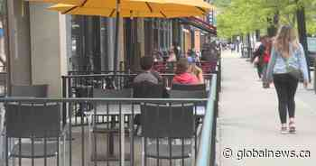 Coronavirus: Kelowna council eyes turning Bernard Avenue into a street patio