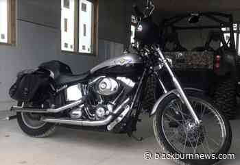BlackburnNews.com - Motorcycle stolen Tuesday in Lambton Shores - BlackburnNews.com