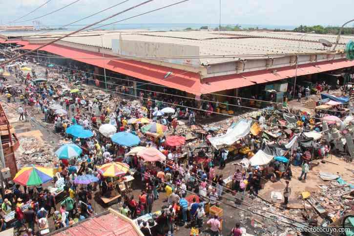 Cierran indefinidamente el mercado Las Pulgas de Maracaibo - Efecto Cocuyo