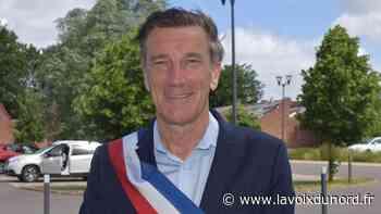 Estaires : élu maire, Bruno Ficheux lance un appel à l'opposition - La Voix du Nord