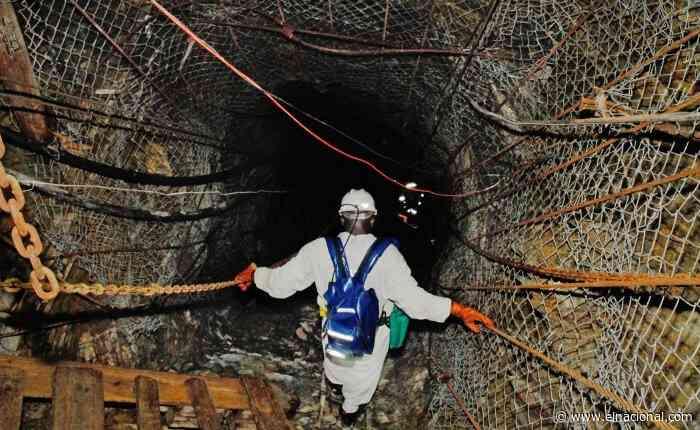 Cerraron la mina de oro más profunda del mundo por detección de  164 casos de covid-19