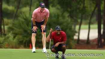 Tiger Woods, Peyton Manning hold on to win The Match