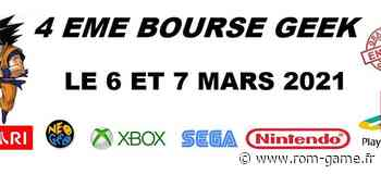 Bourse Geek de Sorgues 2021 - Rom Game Retrogaming