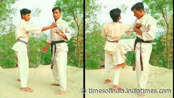 Self defence: Down your attacker in 5 simple moves