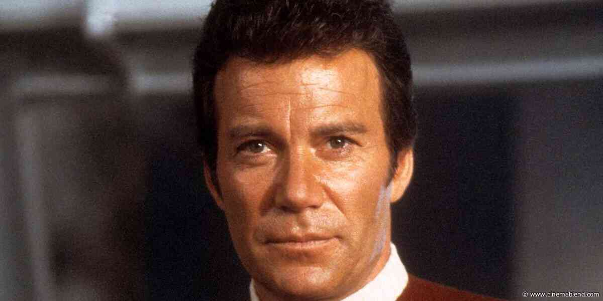 Looks Like Star Trek Icon William Shatner Is Ready To Join NASA - CinemaBlend