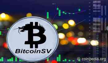 Bitcoin SV Price Analysis – BSV Price Following the Bitcoin - Coinpedia