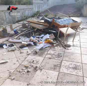 Bari, abbandona rifiuti in un terreno vicino: multato 50enne di Carbonara - Il Quotidiano Italiano - Bari