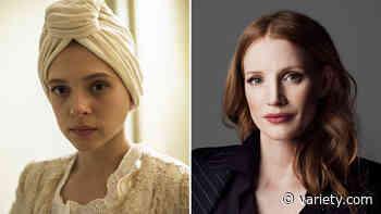 Jessica Chastain Interviews Shira Haas on Netflix Series 'Unorthodox' - Variety
