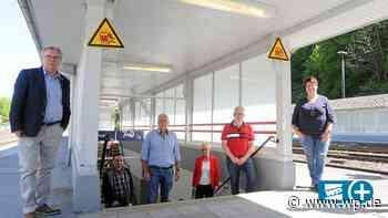 Bahn beendet Bahnhofs-Tristesse in Brilon-Wald – vorerst - Westfalenpost