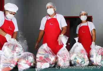 Arraial do Cabo inicia entrega de segunda leva de kits alimentares para alunos da rede pública - Plantão dos Lagos