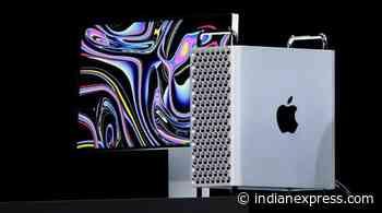Apple's Mac Pro appears in DJ Calvin Harris' studio ahead of launch - The Indian Express