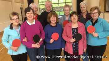 Table tennis 'Bat and Chat' group vow to make a return - The Westmorland Gazette
