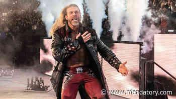 Edge Fondly Remembers Owen Hart